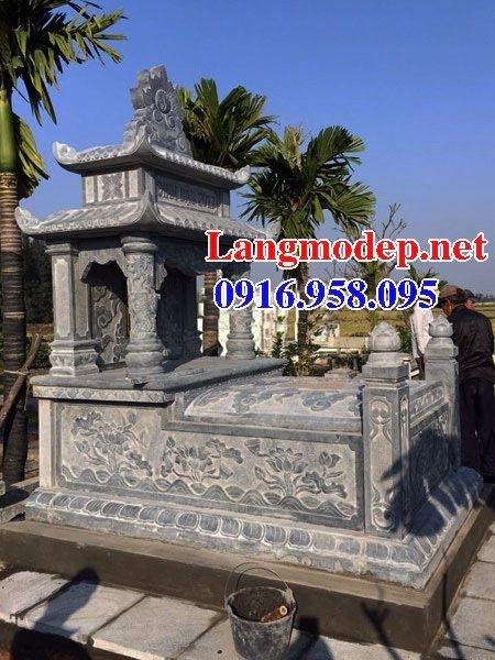 100 Mẫu mộ đá hai mái đẹp bán toàn quốc 79