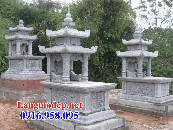 100 Mẫu mộ đá hai mái đẹp bán toàn quốc 81