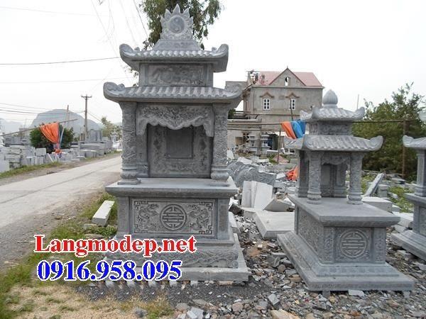 100 Mẫu mộ đá hai mái đẹp bán toàn quốc 82
