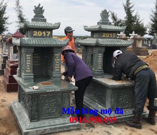 100 Mẫu mộ đá hai mái đẹp bán toàn quốc 83
