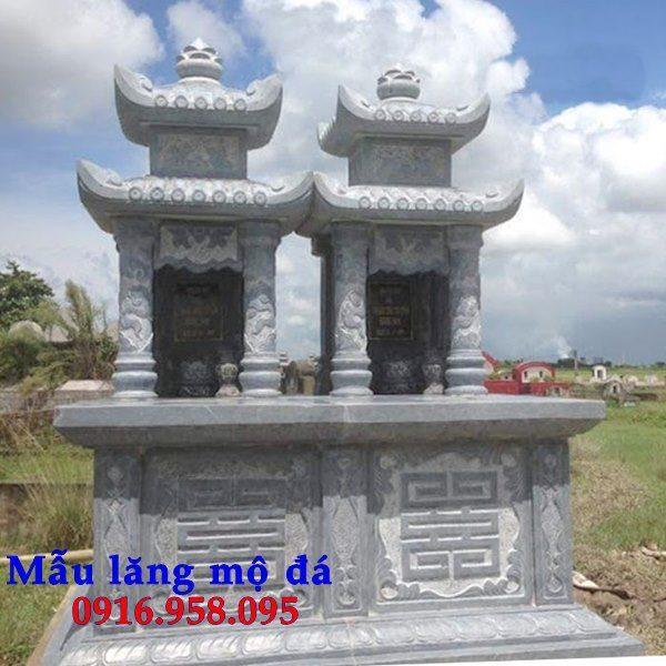 100 Mẫu mộ đá hai mái đẹp bán toàn quốc 84