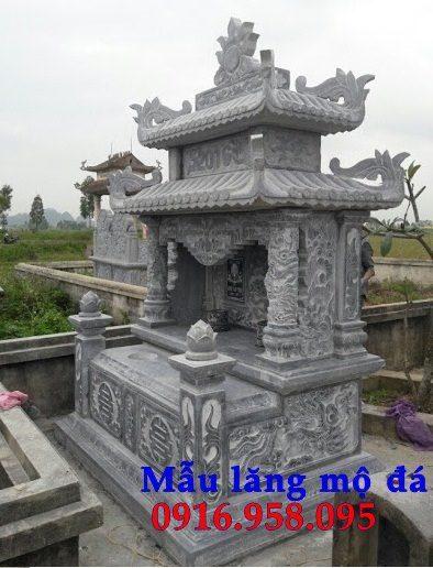 100 Mẫu mộ đá hai mái đẹp bán toàn quốc 88