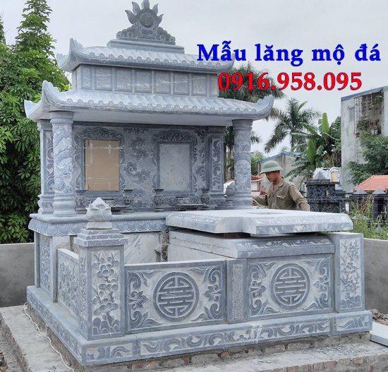 100 Mẫu mộ đá hai mái đẹp bán toàn quốc 89