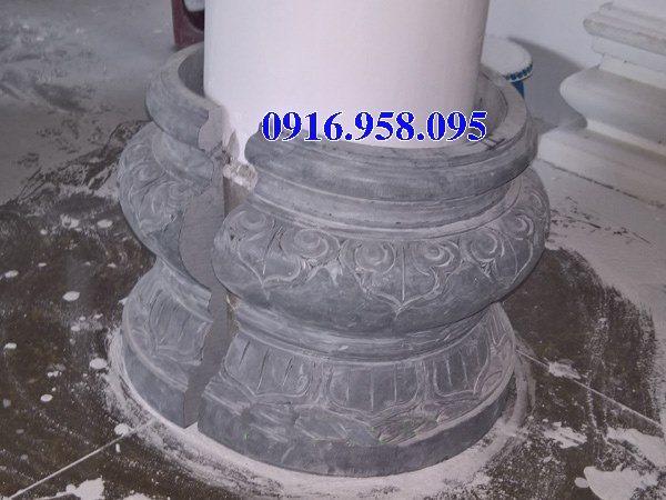 25 Mẫu chân cột nhà bằng đá đẹp