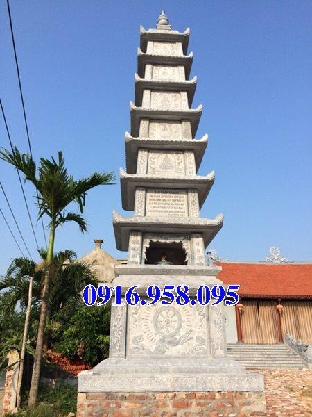 35 Mẫu mộ tháp bằng đá đẹp nhất hiện nay 03
