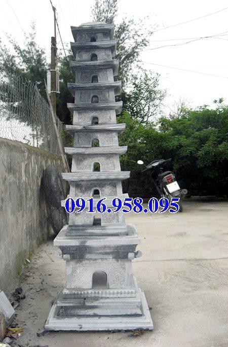 35 Mẫu mộ tháp bằng đá đẹp nhất hiện nay 05