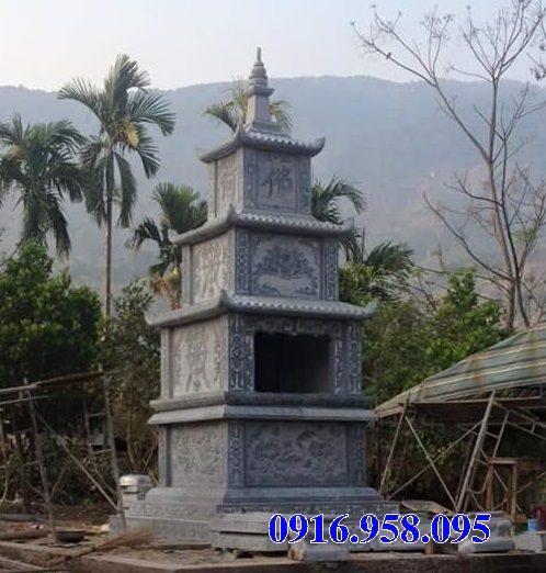 35 Mẫu mộ tháp bằng đá đẹp nhất hiện nay 09