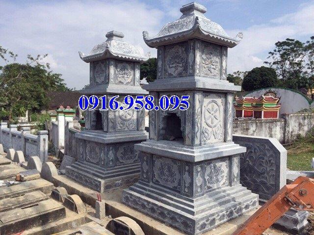 35 Mẫu mộ tháp bằng đá đẹp nhất hiện nay 12
