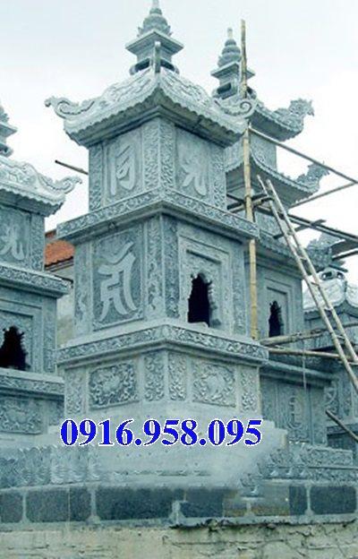 35 Mẫu mộ tháp bằng đá đẹp nhất hiện nay 14