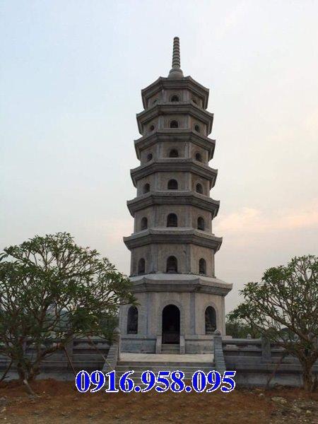 35 Mẫu mộ tháp bằng đá đẹp nhất hiện nay 17