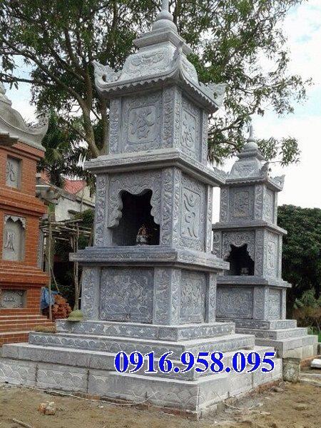 35 Mẫu mộ tháp bằng đá đẹp nhất hiện nay 18