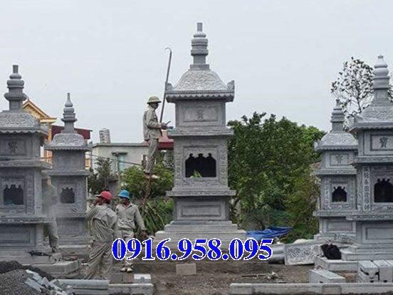35 Mẫu mộ tháp bằng đá đẹp nhất hiện nay 19