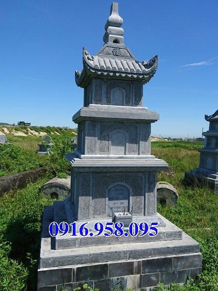 35 Mẫu mộ tháp bằng đá đẹp nhất hiện nay 21