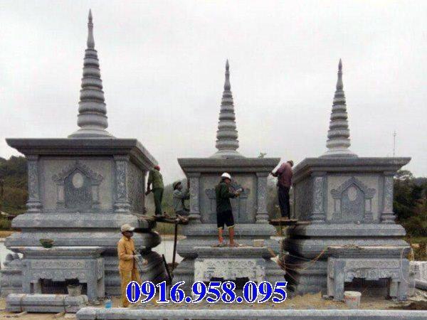 35 Mẫu mộ tháp bằng đá đẹp nhất hiện nay 24