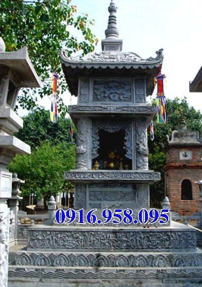 35 Mẫu mộ tháp bằng đá đẹp nhất hiện nay 28