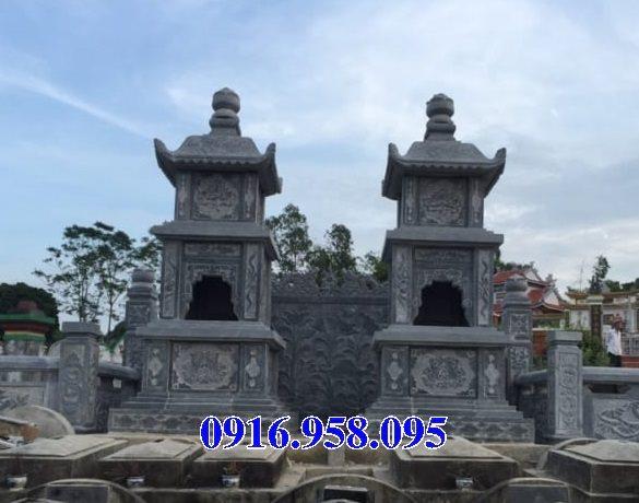 35 Mẫu mộ tháp bằng đá đẹp nhất hiện nay 29