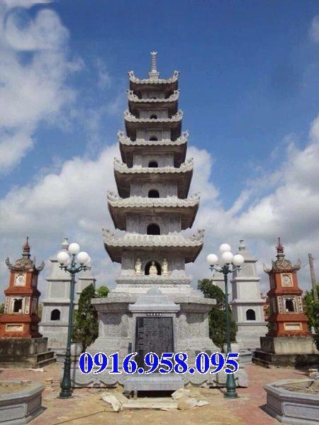 35 Mẫu mộ tháp bằng đá đẹp nhất hiện nay 30
