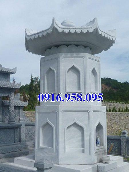 35 Mẫu mộ tháp bằng đá đẹp nhất hiện nay 31