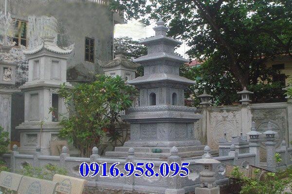 35 Mẫu mộ tháp bằng đá đẹp nhất hiện nay 32