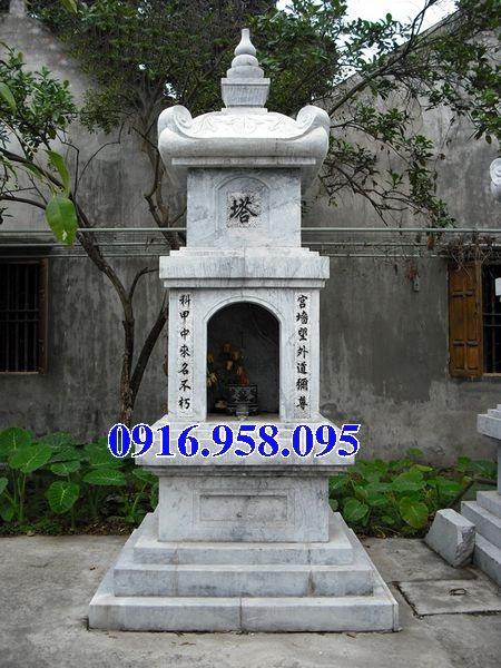 35 Mẫu mộ tháp bằng đá đẹp nhất hiện nay 34
