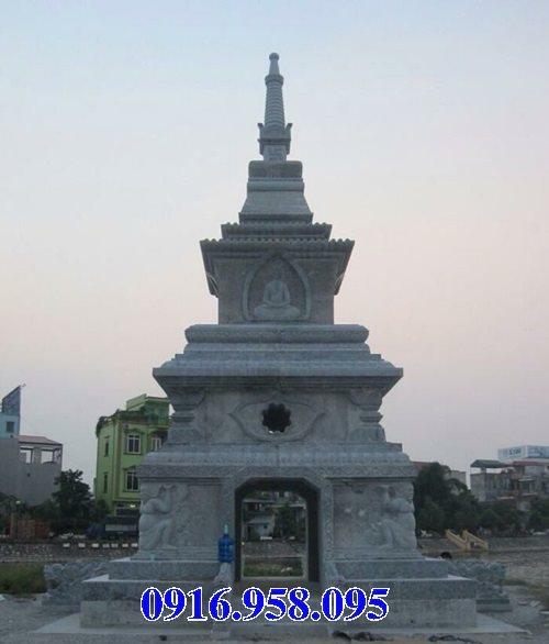35 Mẫu mộ tháp bằng đá đẹp nhất hiện nay 36