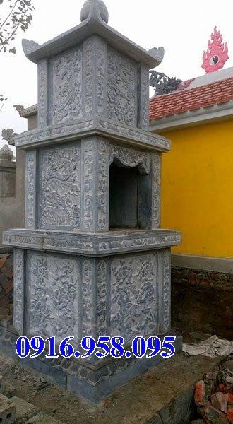 35 Mẫu mộ tháp bằng đá đẹp nhất hiện nay 38