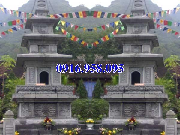 35 Mẫu mộ tháp bằng đá đẹp nhất hiện nay 40