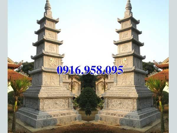 35 Mẫu mộ tháp bằng đá đẹp nhất hiện nay 41