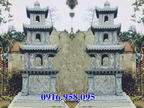 35 Mẫu mộ tháp bằng đá đẹp nhất hiện nay 46