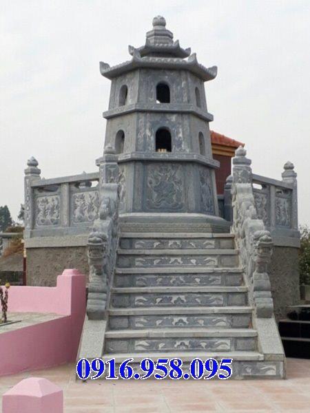 35 Mẫu mộ tháp bằng đá đẹp nhất hiện nay 47