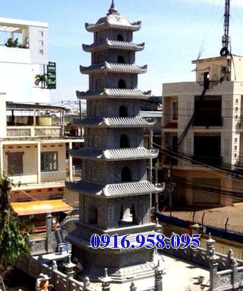 35 Mẫu mộ tháp bằng đá đẹp nhất hiện nay 48