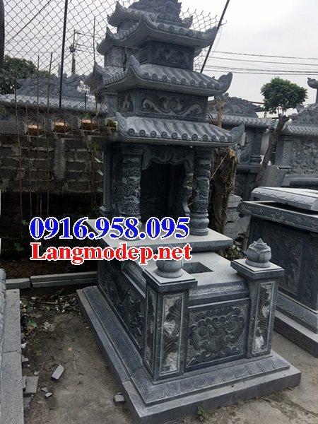 50 Mẫu mộ đá ba mái đẹp bán giá rẻ 25