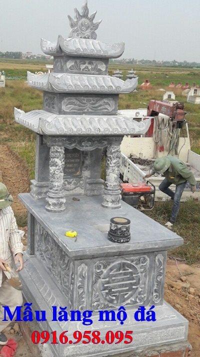 50 Mẫu mộ đá ba mái đẹp bán giá rẻ 32