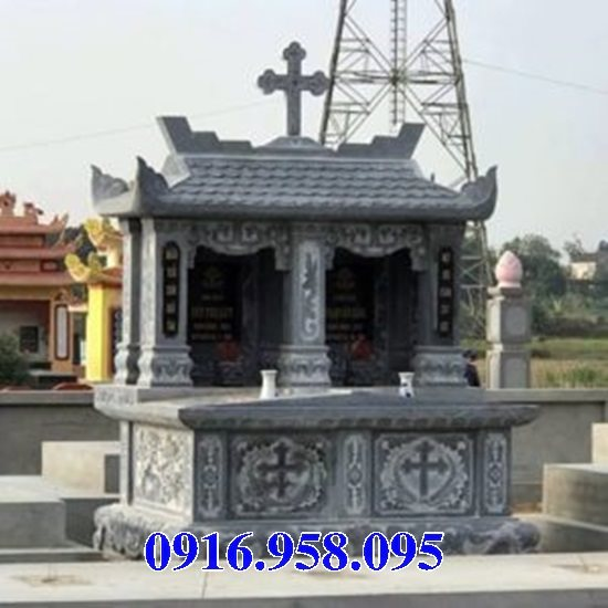 50 Mẫu mộ công giáo bằng đá đẹp