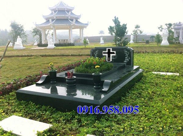 50 Mẫu mộ công giáo bằng đá đẹp 24