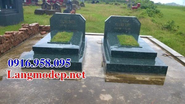 Các mẫu lăng mộ đá xanh rêu đẹp 16