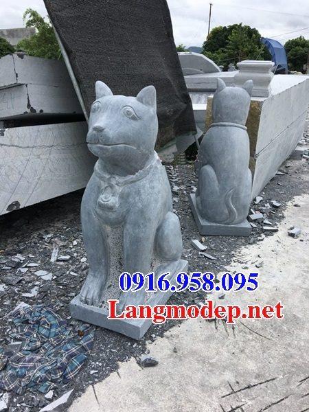 50 Mẫu chó đá phong thủy bán toàn quốc 01