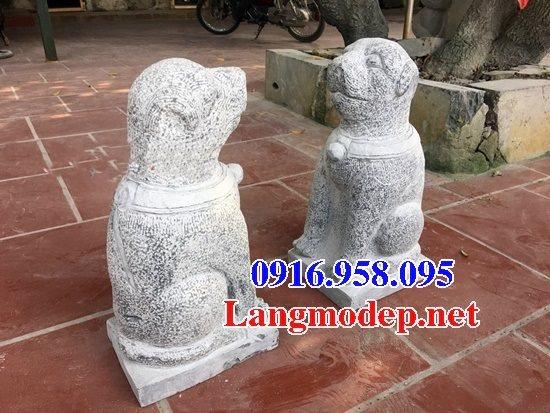50 Mẫu chó đá phong thủy bán toàn quốc 03
