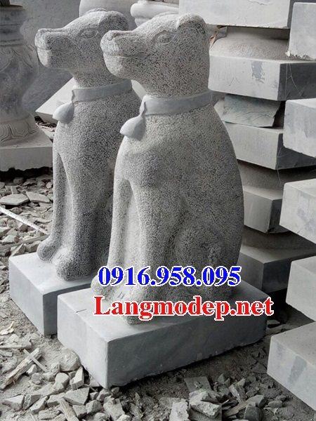 50 Mẫu chó đá phong thủy bán toàn quốc 06