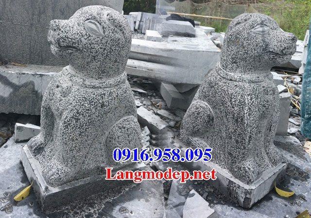 50 Mẫu chó đá phong thủy bán toàn quốc 10