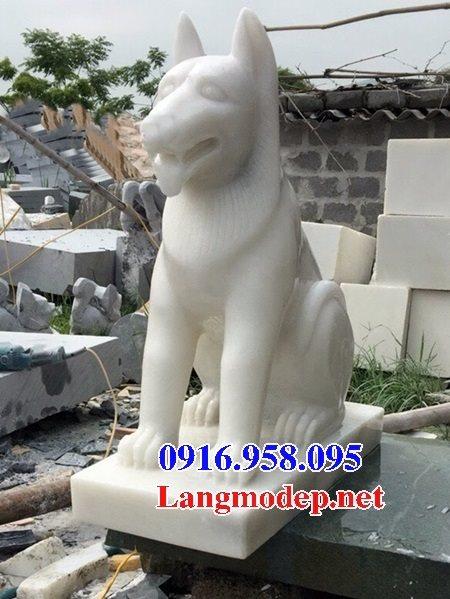 50 Mẫu chó đá phong thủy bán toàn quốc 12