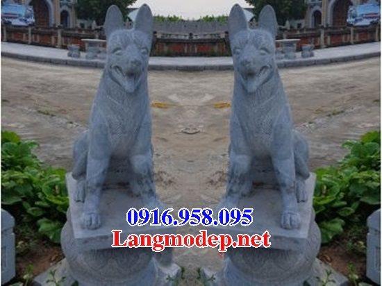 50 Mẫu chó đá phong thủy bán toàn quốc 18