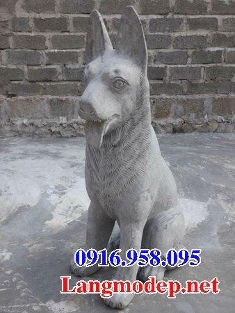 50 Mẫu chó đá phong thủy bán toàn quốc 20