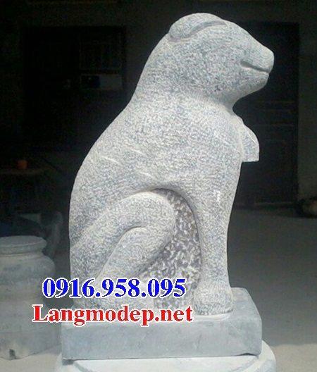 50 Mẫu chó đá phong thủy bán toàn quốc 22