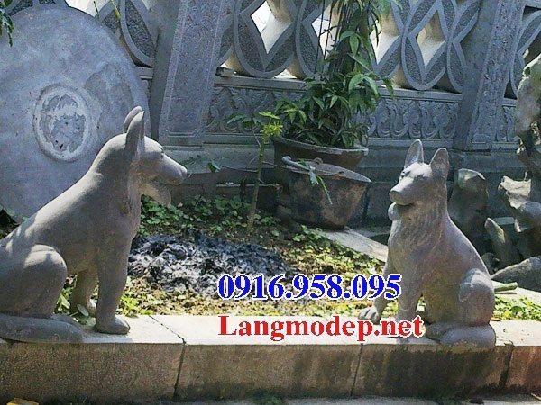 50 Mẫu chó đá phong thủy bán toàn quốc 25