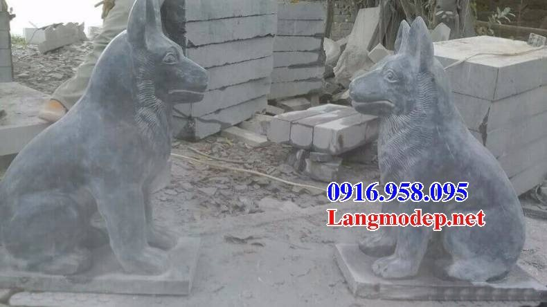 50 Mẫu chó đá phong thủy bán toàn quốc 27