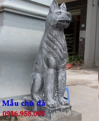 50 Mẫu chó đá phong thủy bán toàn quốc 42
