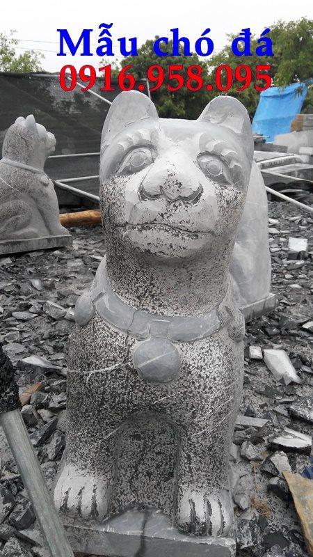 50 Mẫu chó đá phong thủy bán toàn quốc 44
