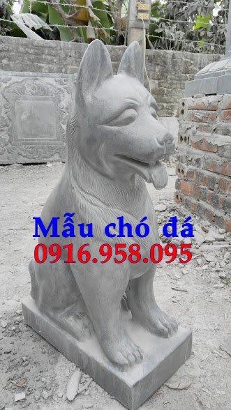 50 Mẫu chó đá phong thủy bán toàn quốc 45