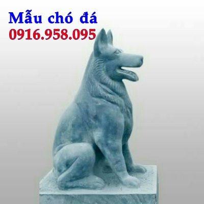 50 Mẫu chó đá phong thủy bán toàn quốc 48